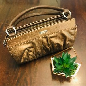 Miche Kandace 2010 Bronze Handbag